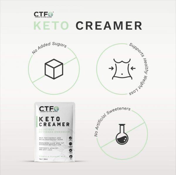 Ctfo Keto creamer