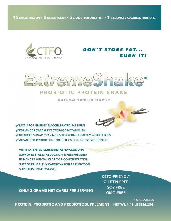 ExtremeShake - Vanilla