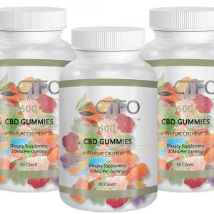 CBD Gummies - 3 Pack