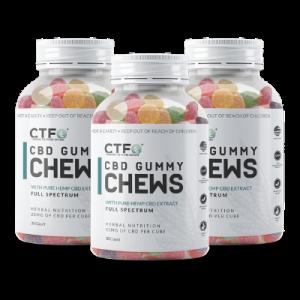 cbd gummy chew