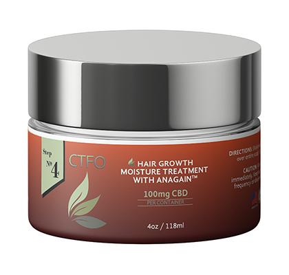 Hair Growth Moisture Treatment with AnaGain