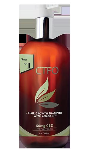 Hair Growth Shampoo with AnaGain