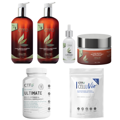 total hair solution pack